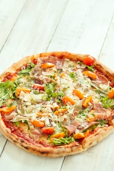 Pizza essen essen