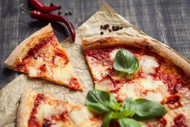 Pizza essen