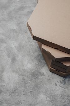 Pizzapackungen