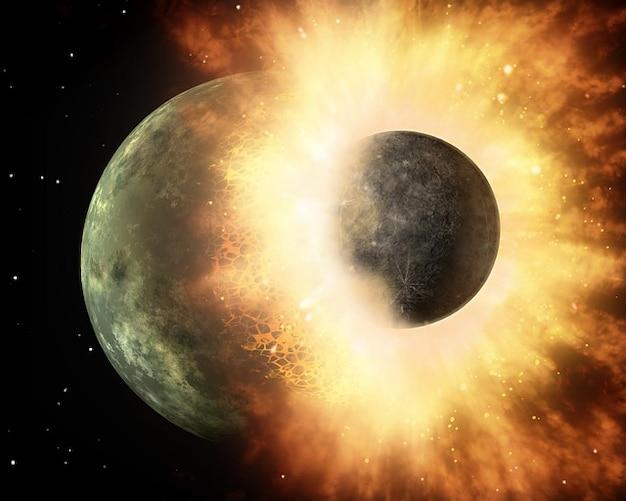 Planeten und raumfahrt universum raum äußeren