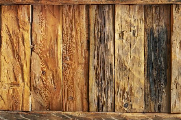 Planken-beschaffenheitshintergrund browns (naturholzmuster) für design.