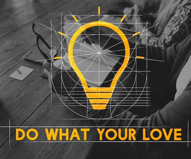 Planung des rentenplans glühbirne symbol zeichen
