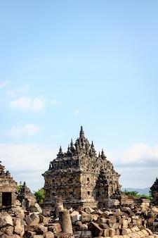 Plaosan tempel, yogyakarta - indonesien