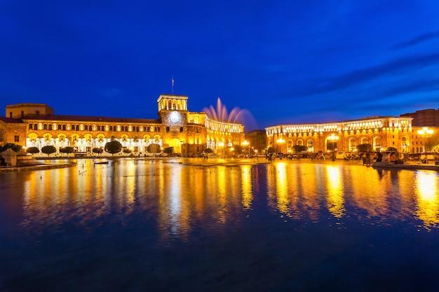 Platz der republik, eriwan