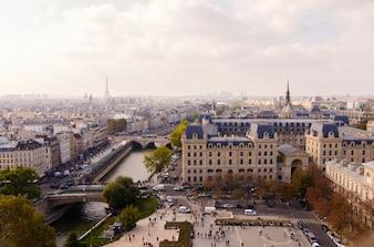 Platz von Notre Dame in Paris