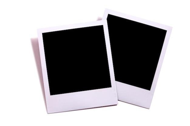 Polaroid-stilfotos
