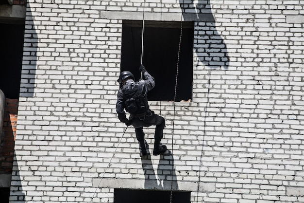 Polizei angriff operation
