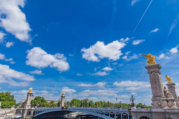 Pont alexandre iii in paris