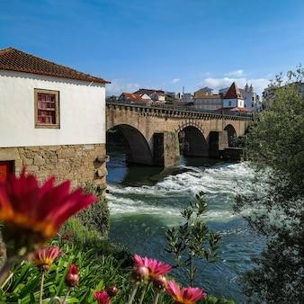 Ponte de barcelos (mittelalterliche brücke von barcelos)