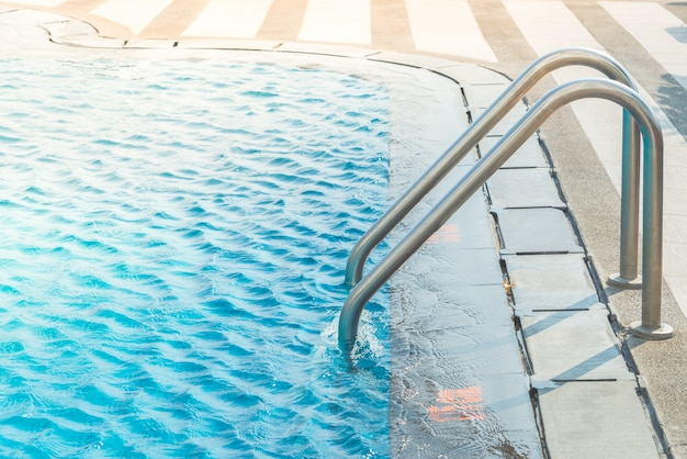 Pool-treppe
