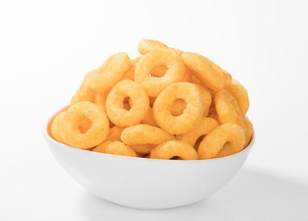Pop rings essen