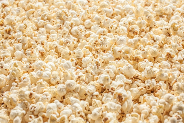 Popcorn bpopcorn bokeh hintergrund textureokeh hintergrundbeschaffenheit.