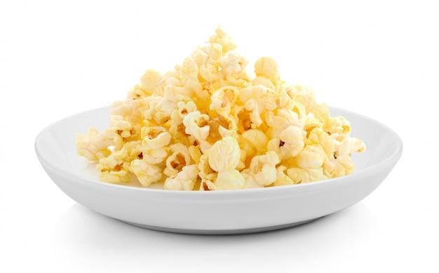 Popcorn in teller