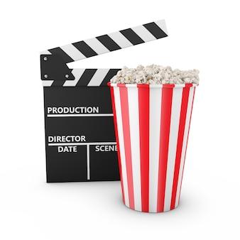 Popcorn und schindeln