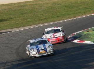 Porsche carrera cup, monza 2007