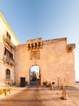 Porta marina, ortigia