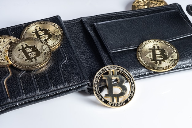 Portemonnaie, bitcoin-peer-to-peer-zahlungssystem