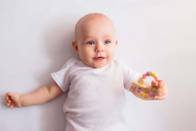 Porträt eines babys