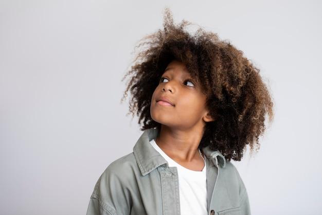 Porträt eines coolen teenagers
