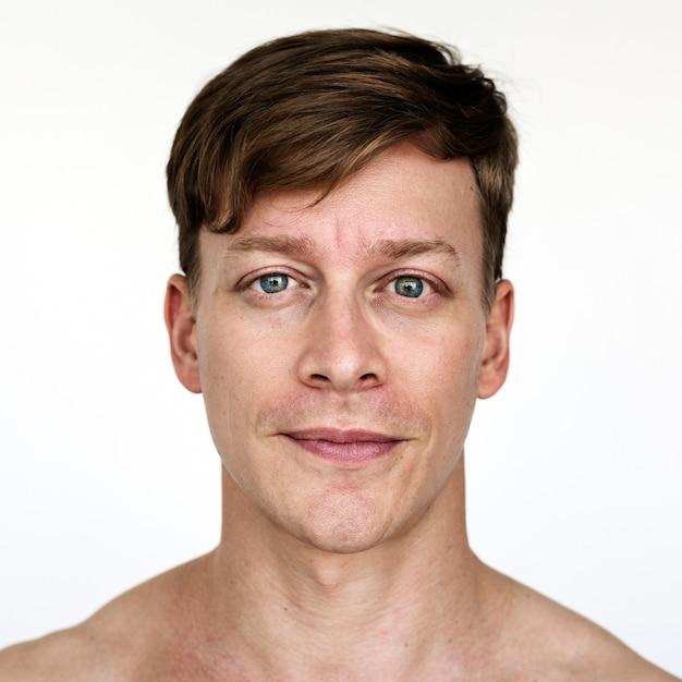 Porträt eines österreichischen mannes