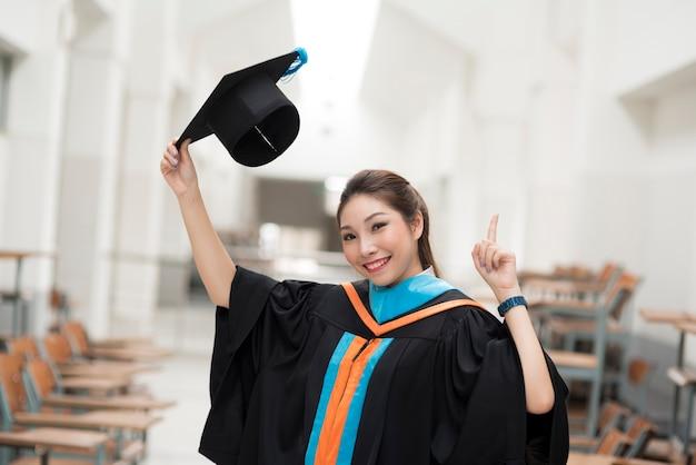 Portrait absolventen, hochschulabsolventen