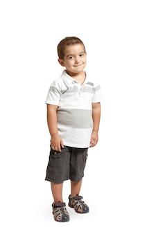 Portrait eines kleinen jungen