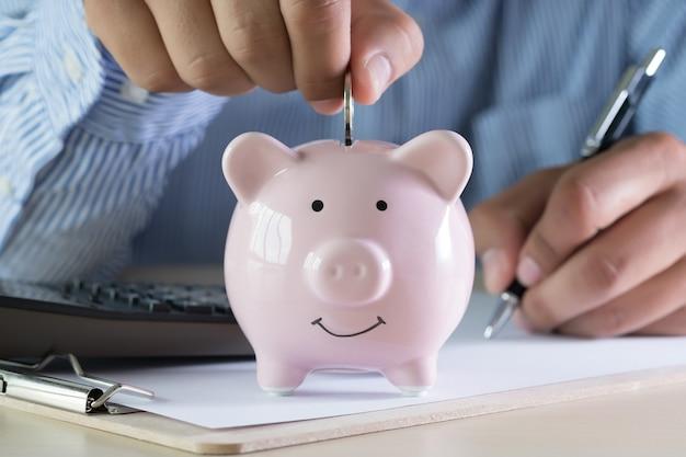 Positive pension glück geld sparen für ruhestand finanziell