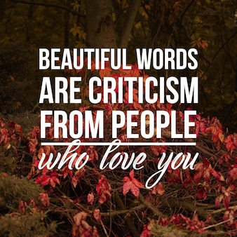Positives zitat für inspiration und motivation im leben. stärken sie ihren geist für großartiges denken.