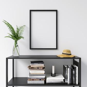 Poster mockup frame mockup