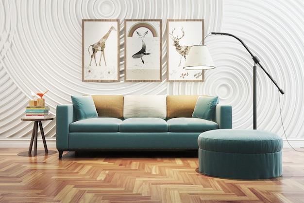 Postmoderne einfache innenmöbel