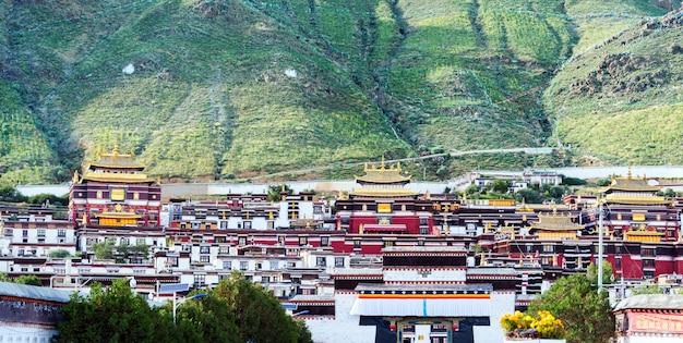 Potala-palast in tibet