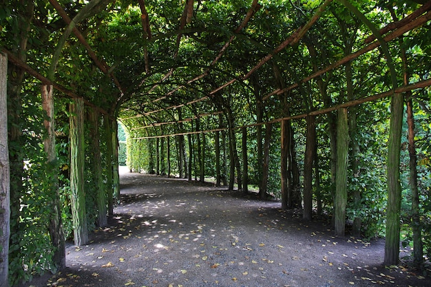 Potsdam palast und park, deutschland
