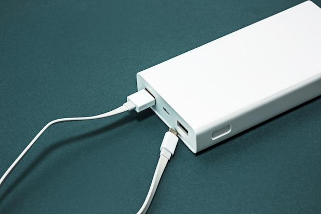Power bank und handy