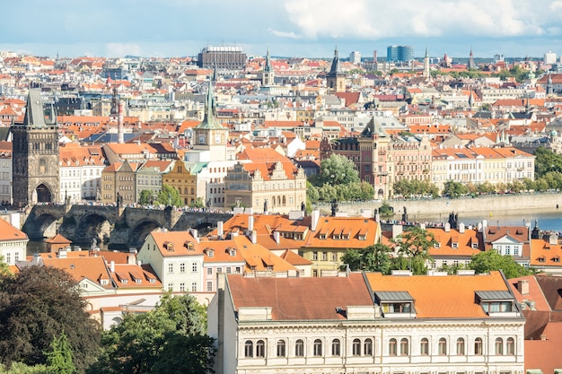 Prag stadtbild