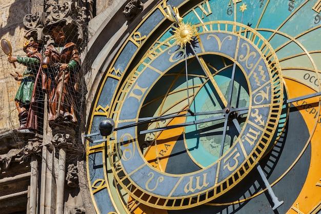 Prager astronomische uhr
