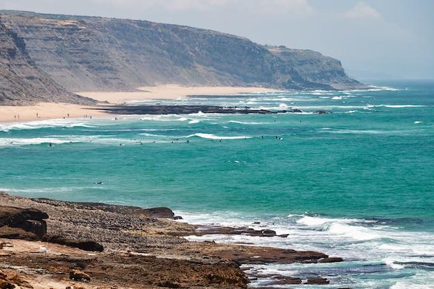 Praia sao juliao strand