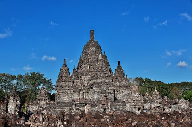 Prambanan ist hinduistischer tempel in yogyakarta, java, indonesien