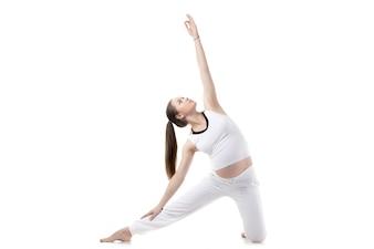 Pränatale Yoga, Tor Pose