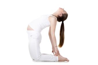 Pränatale Yoga, Ustrasana