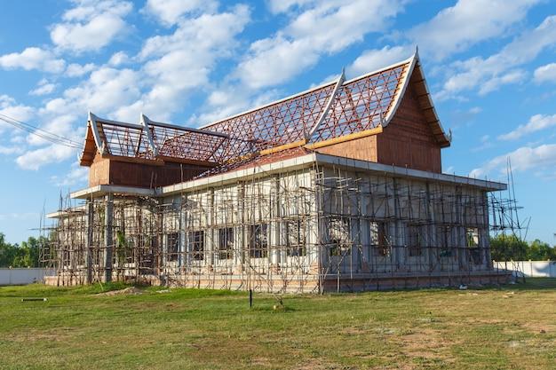 Predigthalle in einem kloster