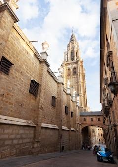 Primas kathedrale der heiligen maria. toledo