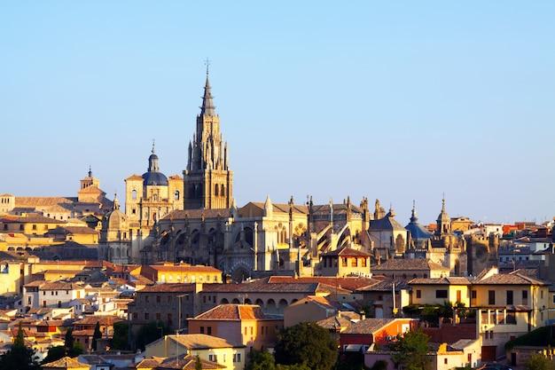 Primaten kathedrale der heiligen maria in toledo, spanien