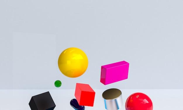 Primitive geometrische figuren