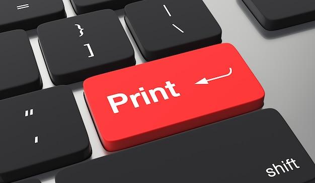 Print-konzept