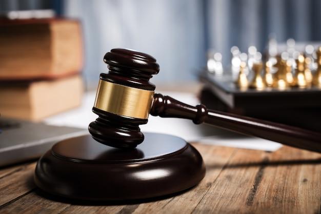 Privatbüro von rechtsanwalt