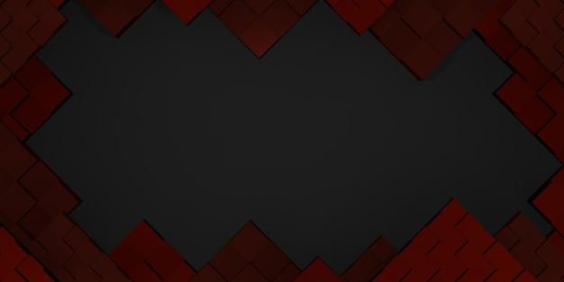Produktanzeige sechskantrahmen leerer marmor textur hintergrund für text und waren 3d-darstellung