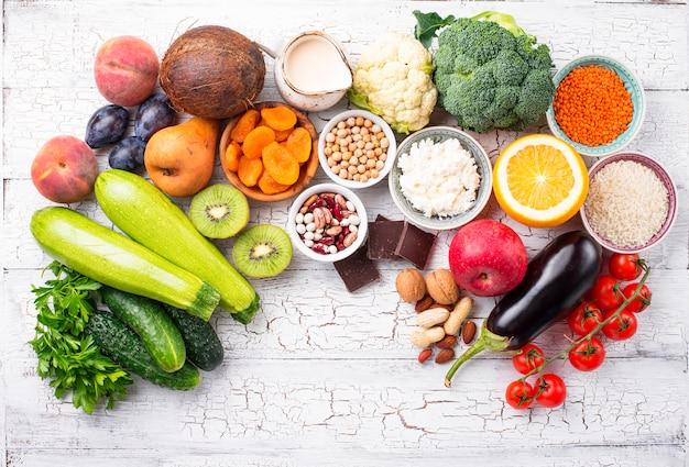 Produkte mit niedrigem glykämischen index