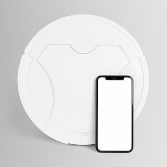 Produktpräsentation für mobiltelefonbildschirme