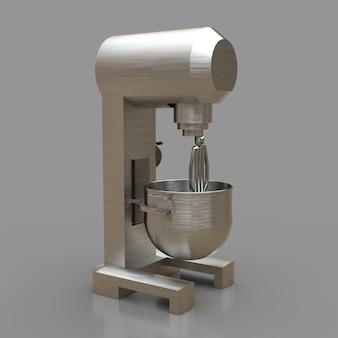 Professioneller mixer für restaurants, cafés und konditoreien