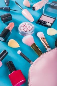 Professionelles make-up-kosmetikset